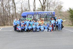 Illinois VolunTourism Team
