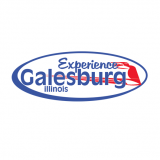 Experience Galesburg logo