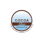 Cocoa Blue Chocolates logo